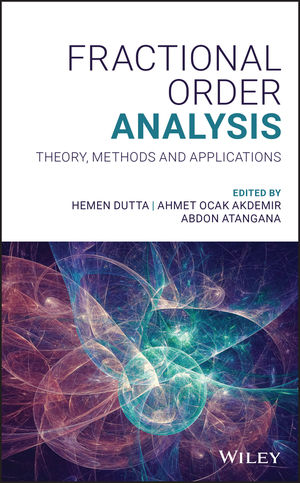 Fractional Order Analysis: Theory, Methods and Applications