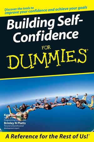 Building Self-Confidence for Dummies (1119996465) cover image