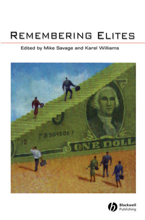 Remembering Elites (1405185465) cover image