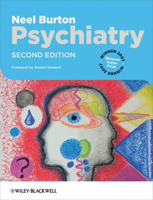 Psychiatry, 2nd Edition (1405190965) cover image
