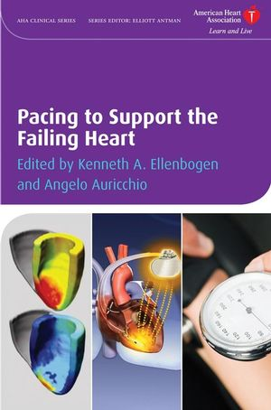 Pacing to Support the Failing Heart (1444303465) cover image