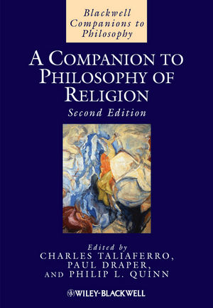 A Companion to Philosophy of Religion, 2nd Edition (1444320165) cover image