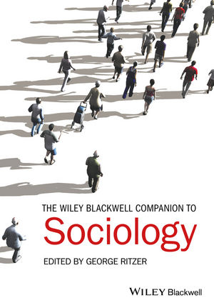 The Wiley-Blackwell Companion to Sociology (1444347365) cover image