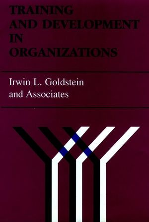 Training and Development in Organizations (1555421865) cover image