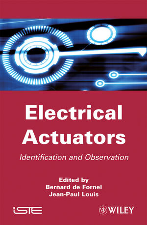 Electrical Actuators: Applications and Performance (1848210965) cover image