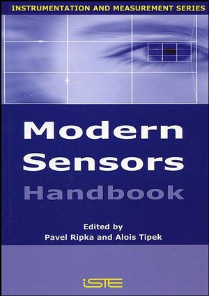 Modern Sensors Handbook (1905209665) cover image