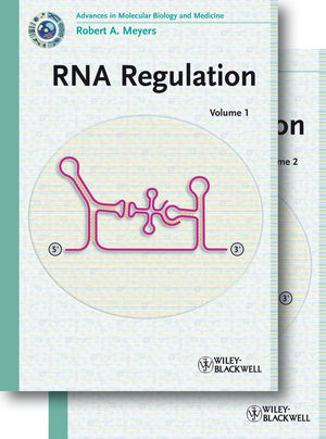 RNA Regulation, 2 Volume Set