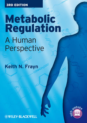 Metabolic Regulation: A Human Perspective, 3rd Edition (EHEP002665) cover image