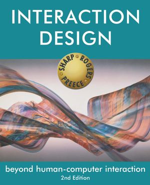 Interaction Design: Beyond Human-Computer Interaction, 2nd Edition (0470018666) cover image