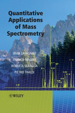 Quantitative Applications of Mass Spectrometry (0470025166) cover image