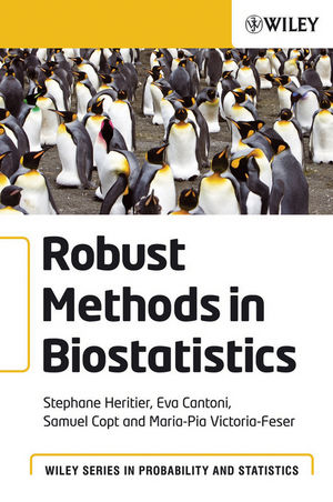Robust Methods in Biostatistics (0470027266) cover image