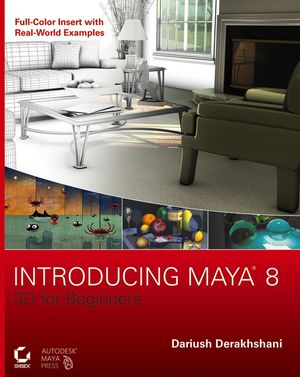 Introducing Maya 8: 3D for Beginners