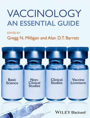 Vaccinology: An Essential Guide (0470656166) cover image