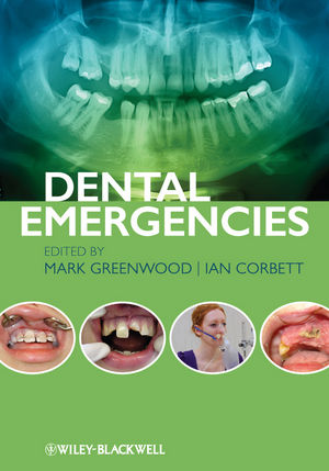 Dental Emergencies (0470673966) cover image