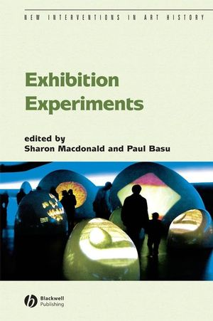 Exhibition Experiments (0470695366) cover image