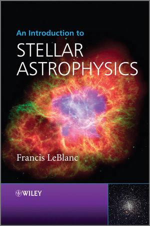 An Introduction to Stellar Astrophysics (0470699566) cover image