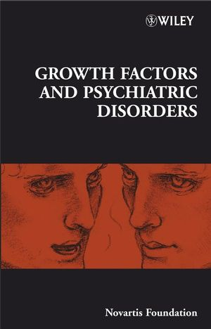 Novartis Foundation Symposium 289: Growth Factors and Psychiatric Disorders (0470751266) cover image