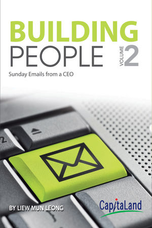 Building People: Sunday Emails from a CEO, Volume 2