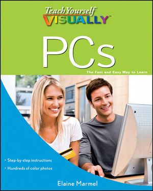 Teach Yourself VISUALLY PCs (0470888466) cover image