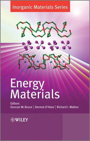 Energy Materials (0470978066) cover image