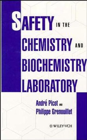 Safety in the chemistry an Biochemistry Laboratory