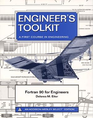 Fortran 90 For Engineers (0471364266) cover image