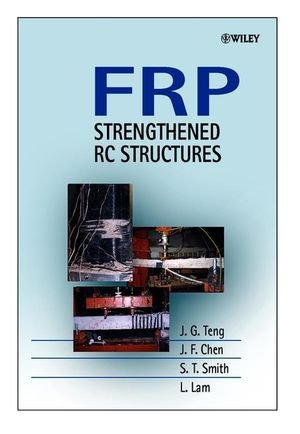 FRP: Strengthened RC Structures (0471487066) cover image