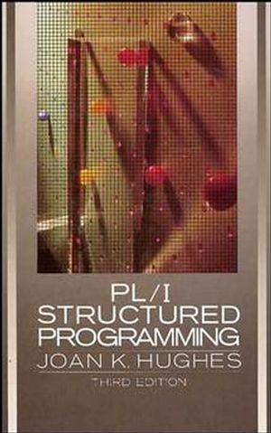 PL/1 Structured Programming, 3rd Edition (0471837466) cover image