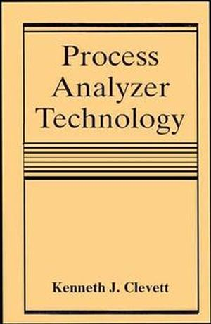 Process Analyzer Technology (0471883166) cover image