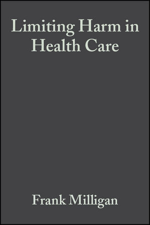 Limiting Harm in Health Care: A Nursing Perspective (0632059966) cover image