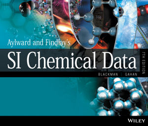 Aylward and Findlay's SI Chemical Data, 7th Edition