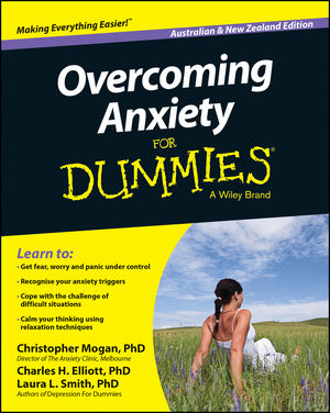 Overcoming Anxiety For Dummies - Australia / NZ, Australian and New Zealand Edition