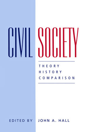 Civil Society: Theory, History, Comparison
