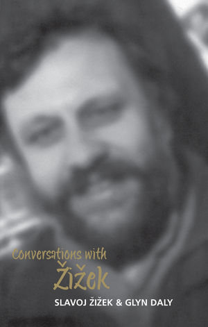 Conversations with Zizek (0745628966) cover image