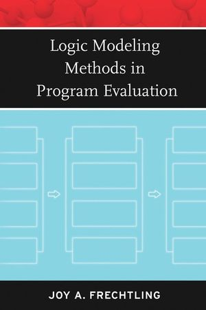Logic Modeling Methods in Program Evaluation (0787981966) cover image