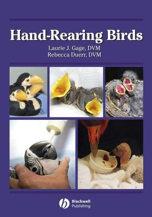 Hand-Rearing Birds (0813806666) cover image