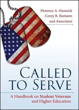 Called to Serve: A Handbook on Student Veterans and Higher Education (1118176766) cover image