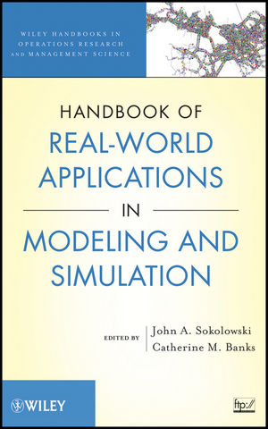 Handbook of Real-World Applications in Modeling and Simulation (1118241266) cover image
