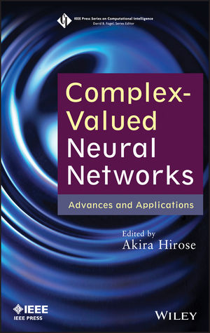 Complex-Valued Neural Networks: Advances and Applications (1118590066) cover image