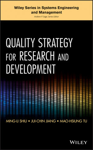 Quality Strategy for Research and Development (1118672666) cover image