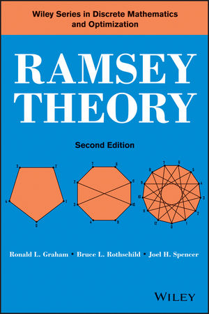 Ramsey Theory, 2nd Edition (1118799666) cover image