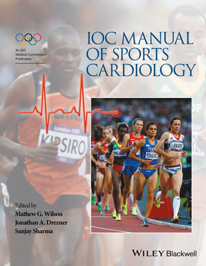 IOC Manual of Sports Cardiology (1119046866) cover image