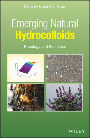 Emerging Natural Hydrocolloids: Rheology and Functions