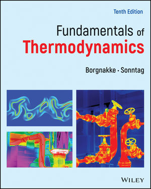 Fundamentals of Thermodynamics, Enhanced eText, 10th Edition