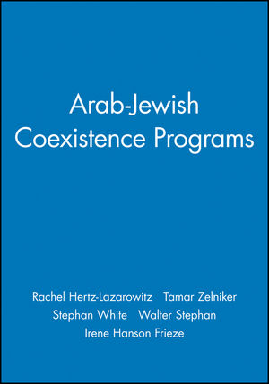 Arab-Jewish Coexistence Programs (1405122366) cover image