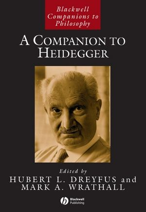 A Companion to Heidegger (1405163666) cover image