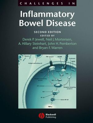 Challenges in Inflammatory Bowel Disease, 2nd Edition (1405171766) cover image
