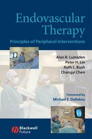 Endovascular Therapy: Principles of Peripheral Interventions (1405172266) cover image