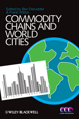 Commodity Chains and World Cities (1444351966) cover image