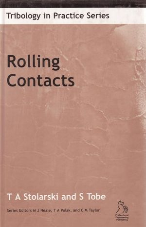 Rolling Contacts (1860582966) cover image